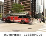 chicago  usa   june 05  2018 ... | Shutterstock . vector #1198554706