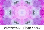 geometric design  mosaic of a... | Shutterstock .eps vector #1198557769