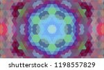 geometric design  mosaic of a... | Shutterstock .eps vector #1198557829