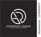 Initial Letter G R Logo...