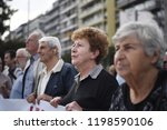 thessaloniki  greece   october... | Shutterstock . vector #1198590106