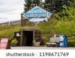 august 12 2018   fairbanks... | Shutterstock . vector #1198671769