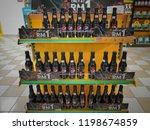 klang  malaysia  october  2018. ... | Shutterstock . vector #1198674859
