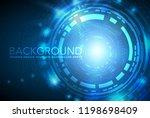 abstract business background  ... | Shutterstock .eps vector #1198698409