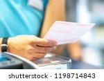 berlin  germany   september 30  ...   Shutterstock . vector #1198714843