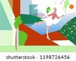 abstract vector illustration of ...   Shutterstock .eps vector #1198726456