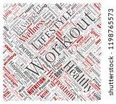 vector conceptual healthy...   Shutterstock .eps vector #1198765573