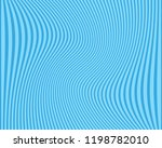 blue background with lines of...   Shutterstock .eps vector #1198782010