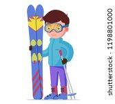 vector illustration of a...   Shutterstock .eps vector #1198801000