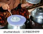 Making Khao Kriab Yana Local...