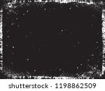 grunge texture background... | Shutterstock .eps vector #1198862509