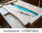 Prepared Wooden Table Top For...