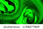 marble background  ink on... | Shutterstock . vector #1198877809