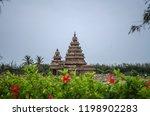 seashore temple located in... | Shutterstock . vector #1198902283