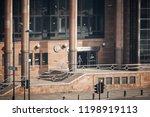 newcastle upon tyne  england ... | Shutterstock . vector #1198919113