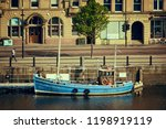 newcastle upon tyne  england ... | Shutterstock . vector #1198919119