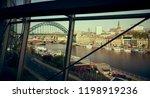 gateshead  england  uk   may 08 ... | Shutterstock . vector #1198919236