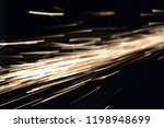 abstract background. glowing... | Shutterstock . vector #1198948699