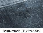 dark titanium plate  gray metal ...   Shutterstock . vector #1198964536