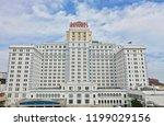 atlantic city n.j usa oct. 4... | Shutterstock . vector #1199029156