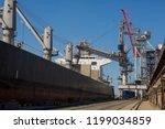 Panamax Bulk Carrier Loaded...