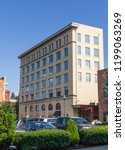 johnson city  tn  usa 9 30 18 ... | Shutterstock . vector #1199063269
