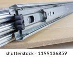 fixing the drawer in household... | Shutterstock . vector #1199136859