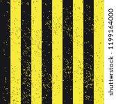 warning yellow stripped... | Shutterstock .eps vector #1199164000