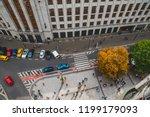 prague  czech   september 22 ... | Shutterstock . vector #1199179093