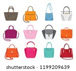 Women Handbags Collection Of...