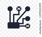 strategical planning... | Shutterstock .eps vector #1199231599