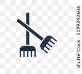 paganism vector icon isolated... | Shutterstock .eps vector #1199242606