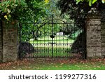 Disused Entrance To A Large...