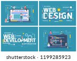 website design and development...