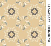 spring branches elegant... | Shutterstock .eps vector #1199299159