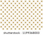 geometric  grid vector  pattern ... | Shutterstock .eps vector #1199368003