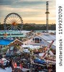munich  germany   october 7 ...   Shutterstock . vector #1199370709