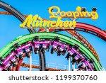 munich  germany   october 4 ...   Shutterstock . vector #1199370760