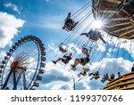 munich  germany   october 2 ...   Shutterstock . vector #1199370766