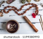 diverse ethnic objects for... | Shutterstock . vector #1199380993