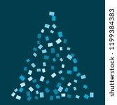 celebration background template ... | Shutterstock .eps vector #1199384383
