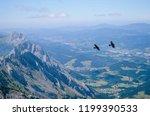 amboto  urkiola  basque country.... | Shutterstock . vector #1199390533