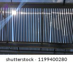 solar collector  heat for solar ... | Shutterstock . vector #1199400280