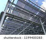 solar collector  heat for solar ... | Shutterstock . vector #1199400283