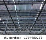 solar collector  heat for solar ... | Shutterstock . vector #1199400286