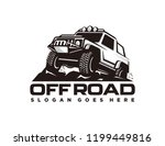 off road car logo template | Shutterstock .eps vector #1199449816