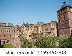 heidelberg  germany   august 25 ...   Shutterstock . vector #1199490703