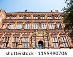 heidelberg  germany   august 25 ...   Shutterstock . vector #1199490706