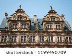 heidelberg  germany   august 25 ...   Shutterstock . vector #1199490709