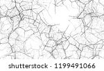 cartoon distressed black and... | Shutterstock .eps vector #1199491066